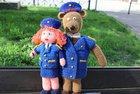 Конкурс игрушек «Полицейский дядя Стёпа»
