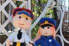Выбираем победителей конкурса игрушек «Полицейский дядя Стёпа»