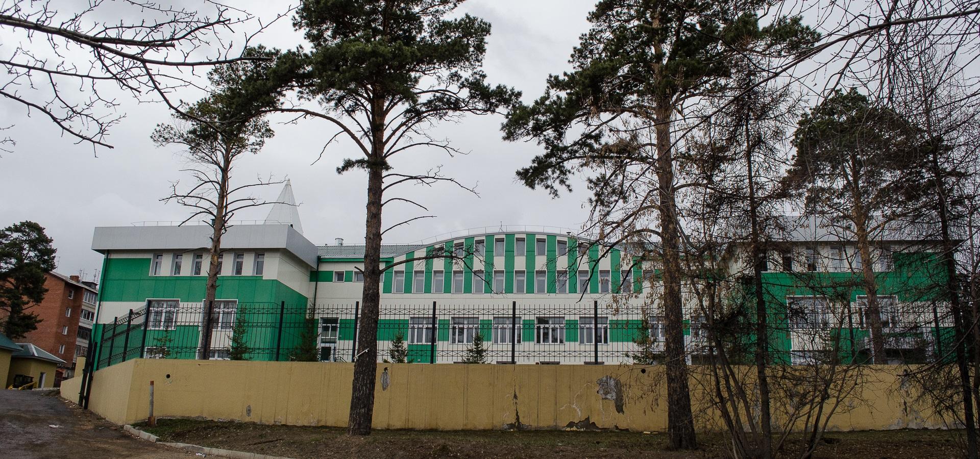 Санаторий «Подснежник». Фото ИА «Иркутск онлайн»