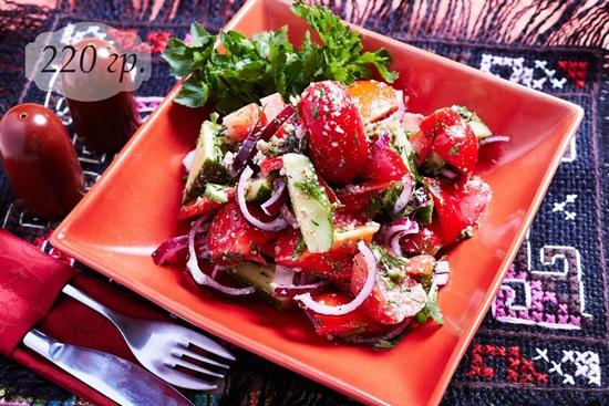 Грузинская кухня салаты фото