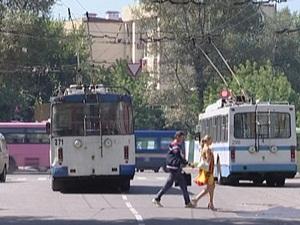 В Иркутске. Фото АС Байкал ТВ