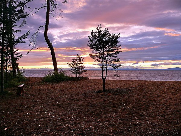 Местность Турка. Фото с сайта www.nature.baikal.ru. Автор фото — Александр Околелов