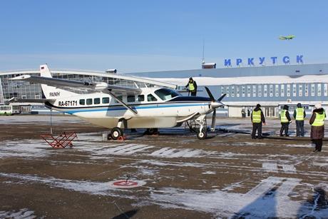 Самолет авиакомпании «ПАНХ». Фото с сайта panavia.ru