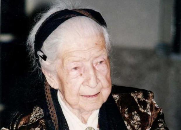 Лидия Тамм. Фото Музея истории города Иркутска