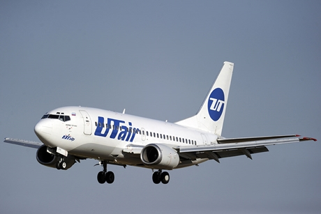 Самолет авиакомпании Utair. Фото с сайта avia.pro