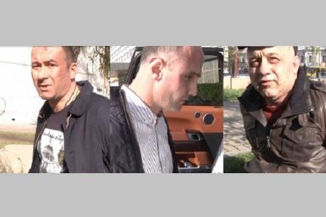 Подозреваемые. Фото ГУ МВД России по Иркутской области
