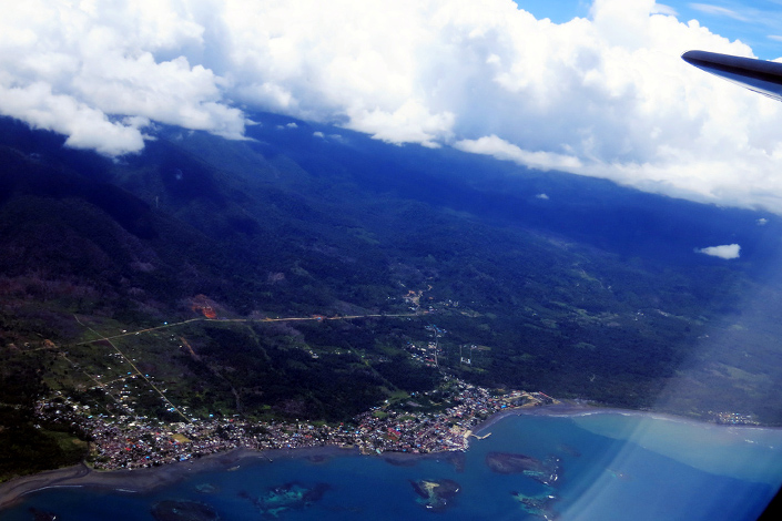 Остров Були с воздуха. Фото из архива Сергея Язева