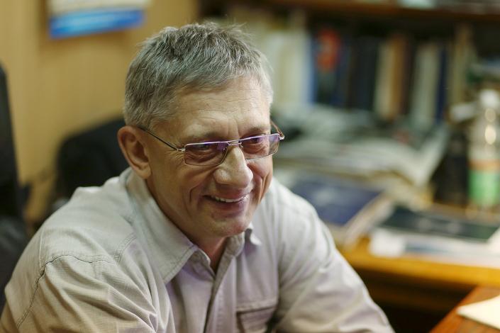 Сергей Язев. Фото Регины Ступурайте