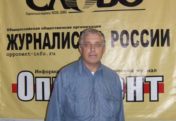 Григорий Красовский. Фото из личной страницы «Вконтакте»