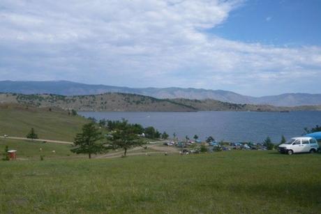 На Байкале. Фото с сайта wikimapia.org