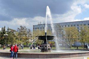 Движение транспорта вокруг сквера Кирова закроют 11 июня