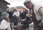 В Иркутской слободе. Фото АС Байкал ТВ
