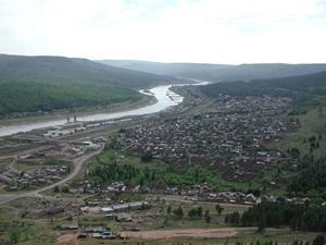 Усть-Кут. Фото с сайта www.ust-kut.org