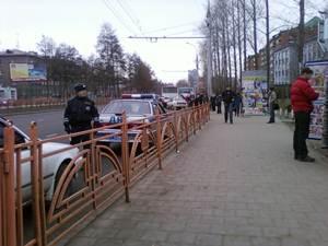 Улица Лермонтова в Иркутске. Фото с сайта bg-irkutsk.livejournal.com