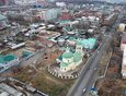 Иркутск с высоты птичьего полета. Автор фото - Игорь Дремин