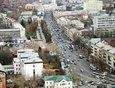 Улица Ленина в Иркутске. Автор фото - Игорь Дремин
