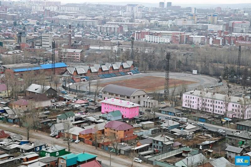 Предместье Рабочее. Автор фото - Игорь Дремин