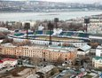 Стадион «Труд» в Иркутске. Автор фото - Игорь Дремин