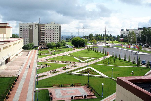 Кампус СФУ