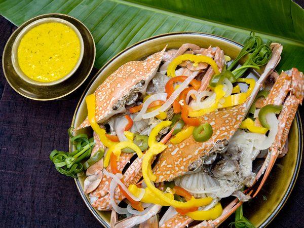 Блюда таиской кухни.  Фото с сайта www.tonkosti.ru