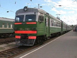 Поезд. Фото АС Байкал ТВ