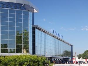 Аэропорт. Фото предоставленно центром общественных связей