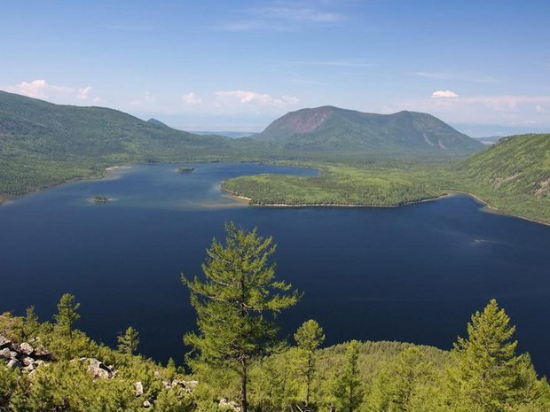 Озеро Фролиха. Фото с сайта baikalship.com