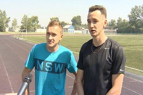Четверо петербуржцев вошли всостав сборной Российской Федерации полегкой атлетике