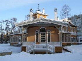 Музей-усадьба Сукачева. Фото предоставлено пресс-службой Иркутского областного художественного музея