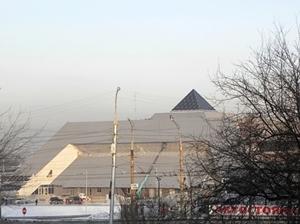 Ледовый дворец. Фото Анастасии Украинской