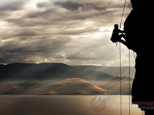 Альпинист. Автор фото — Владимир Смирнов