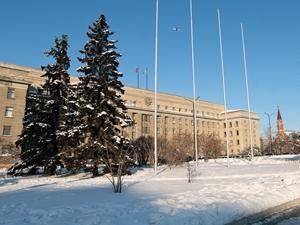 Иркутск. Фото Владимира Смирнова