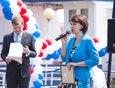 Депутат Заксобрания Наталья Дикусарова поздравила собравшихся.