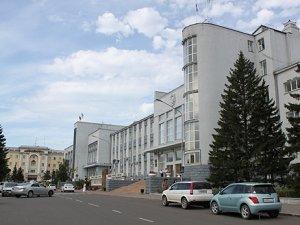 Здание правительства республики. Фото с сайта www.ulan-ude-eg.ru