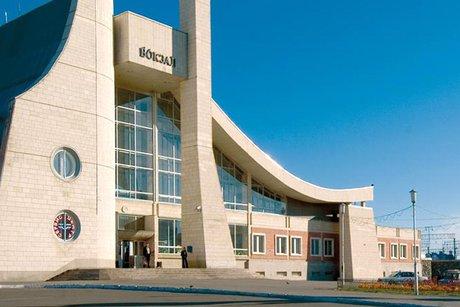 В Северобайкальске. Фото с сайта sbk03.ru