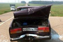 На месте ДТП. Фото ГУ МВД России по Иркутской области