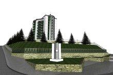 Проект. Изображение предоставлено управлением архитектуры администрации Иркутска