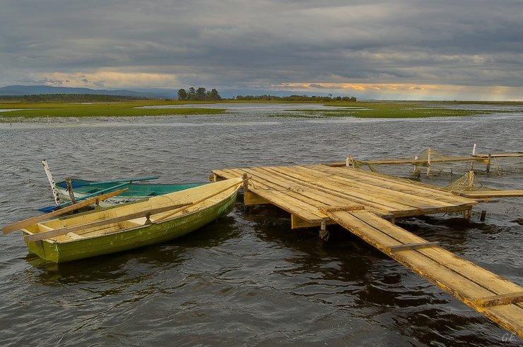 Устье реки Култушная. Изображение с сайта www.nature.baikal.ru. Автор фото — Герман Евсеев.