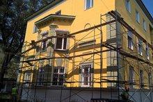 Ремонт дома в Иркутске. Фото ИА «Иркутск онлайн»