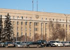 Правительство Иркутской области. Фото Владимира Смирнова