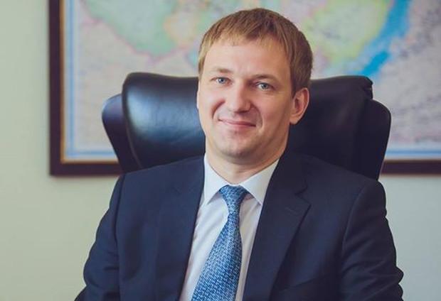 Андрей Березной. Фото со страницы в «Фейсбук»