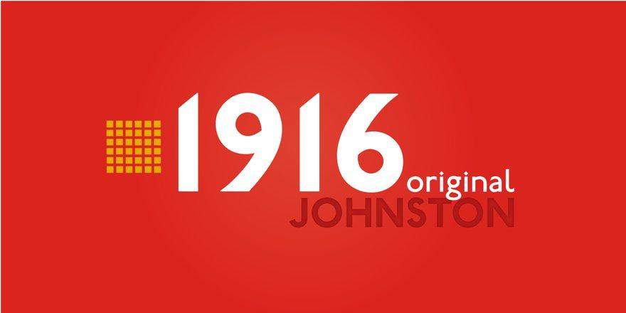 Шрифт «Джонстон», иллюстрация с myfonts.com/fonts/p22/underground/gallery.html