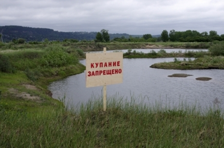 ВЧеремховском районе потонул мужчина, решивший переплыть реку наспор