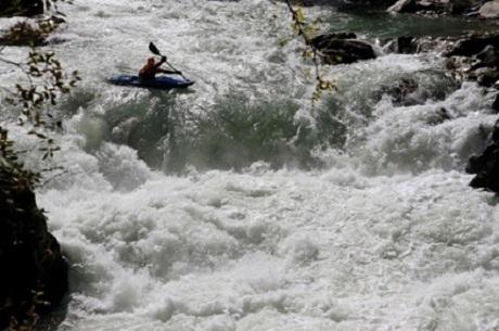 Турист изБратска пропал впроцессе сплава пореке Чуя