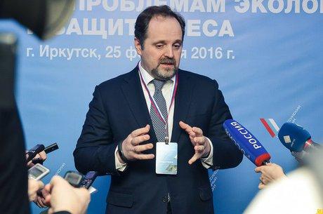 Минприроды просит Генпрокуратуру взять под особый контроль рубки леса вИркутской области