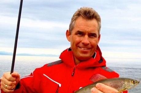 Павел Астахов похвастал рыбалкой наБайкале
