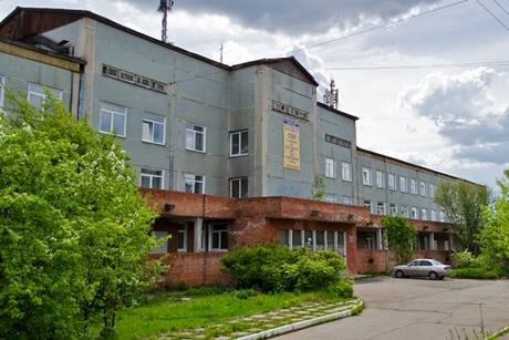 Специализированная клиническая больница 8 им з п соловьёва