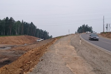 Движение построящемуся участку Байкальского тракта откроют 23августа