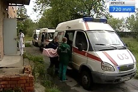 Детей, госпитализированных изинтерната под Иркутском, начнут выписывать вовторник
