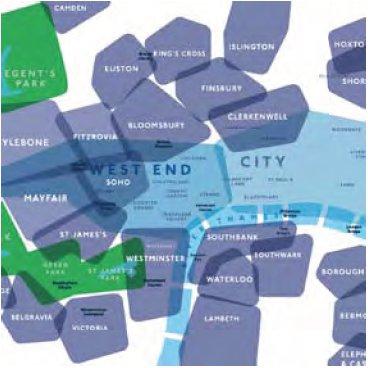 Районы Лондона